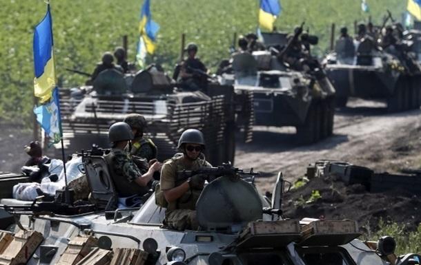 В Украине создается мощная армия - Минобороны