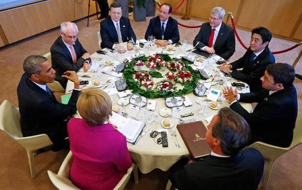 Вашингтон не исключает обсуждения новых санкций против РФ на саммите G7