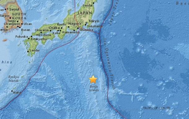 В Японии произошло землетрясение магнитудой 8,5