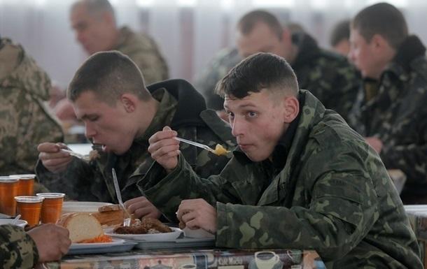 Украинским военным рассказали о нормах питания и ждут жалоб