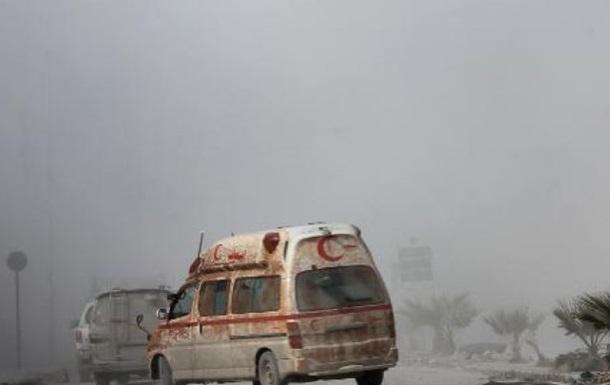 В больнице Сирии прогремел взрыв: погибло 25 человек