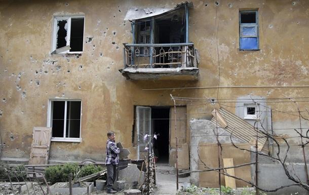 Донецк обстреливают из артиллерии