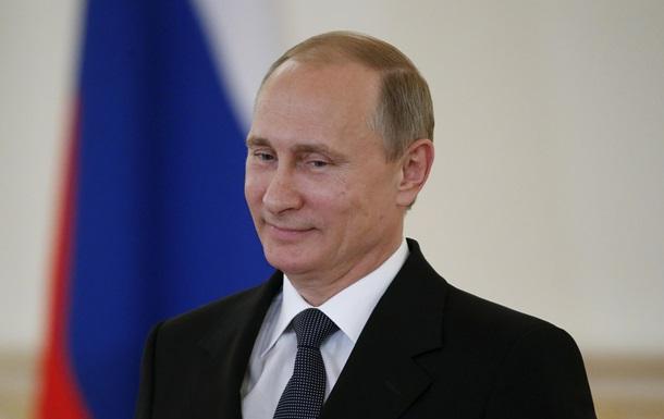 Кремль: Путин не намерен инициировать отмену санкций