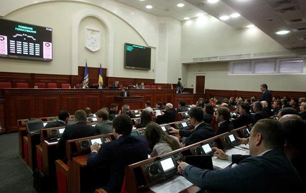 В Киеве решили восстановить районные советы