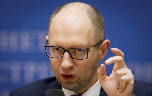 Яценюк обещает  пройтись  по министерствам