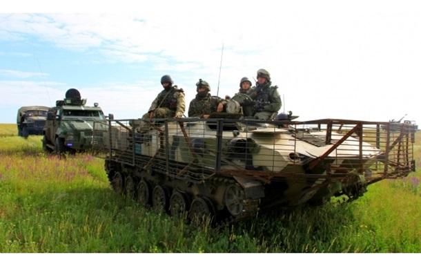 Под Николаевом идут военные учения с участием авиации