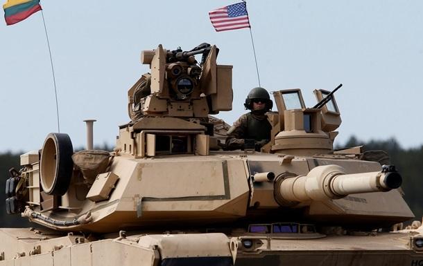 Россия предостерегла НАТО от развертывания сил в Прибалтике