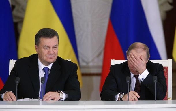 Виктор Янукович снова подал в суд на санкции ЕС