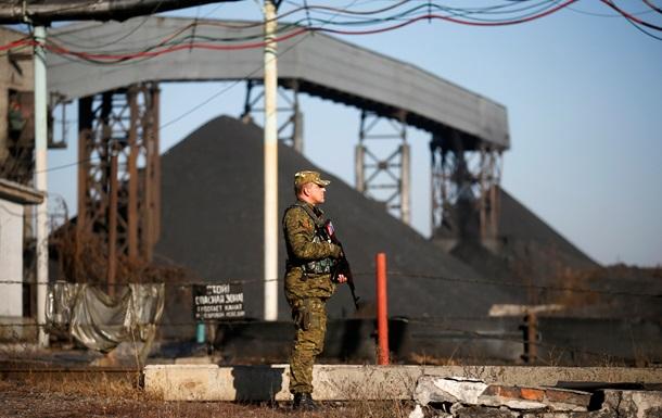 ОБСЕ: Из Луганской области продолжают вывозить уголь в Россию