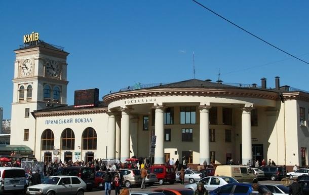 В Киеве на станции метро Вокзальная погиб мужчина