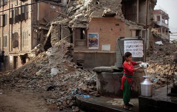 Растерянные в горах. Непал столкнулся с гуманитарной катастрофой
