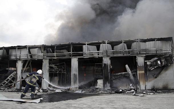 Бои вокруг Донецка и Марьинки. Онлайн