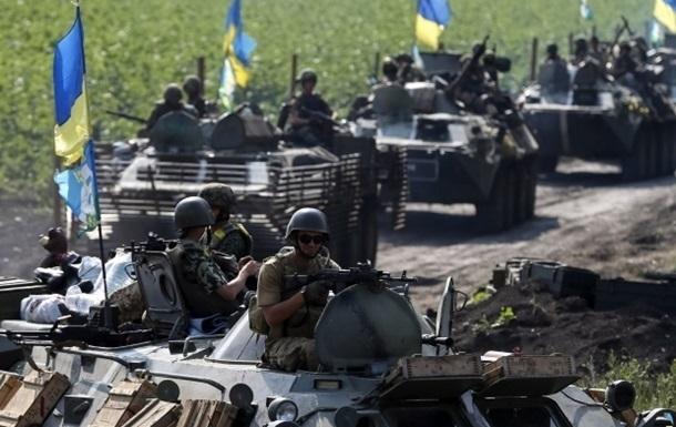На Донбассе вспыхнули бои. Фронтовые сводки за 3 июня