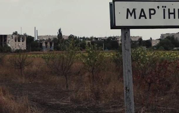 Бои в Марьинке: погиб мирный житель, есть раненые