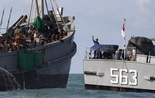 Поток беженцев в ЕС по Эгейскому морю вырос в пять раз
