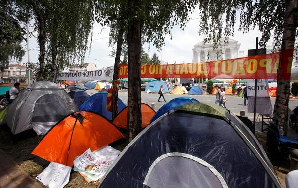 Балканский Майдан. Почему в Македонии начались акции протеста