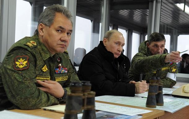 Пойдет ли Путин ва-банк в Украине - National Interest