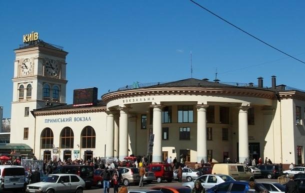 В Киеве закрыли вход на станцию метро Вокзальная