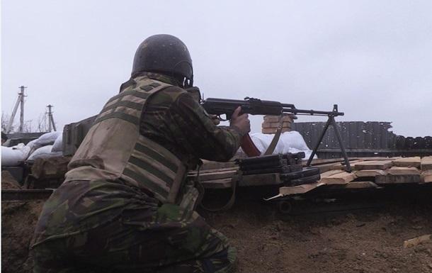 Сепаратисты обстреливают позиции сил АТО в Песках - комбат  ОУН