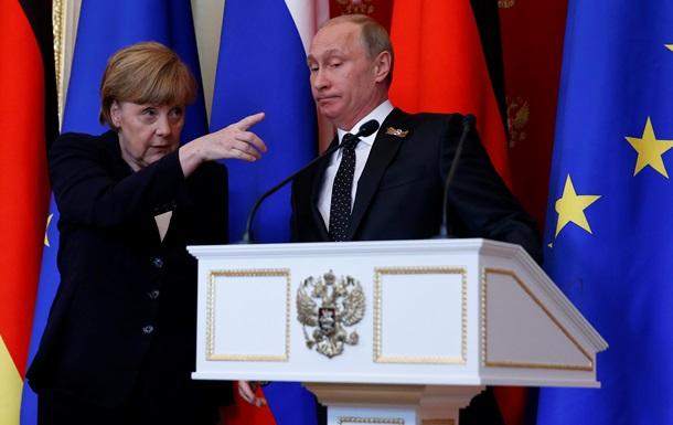 Меркель: Участие России в G7 сейчас немыслимо