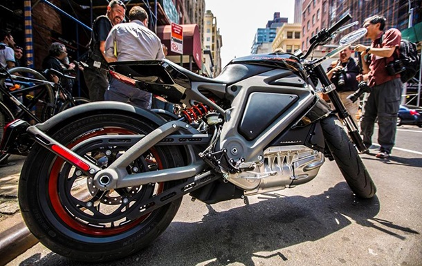 Harley-Davidson объявил о дате выпуске первого электробайка