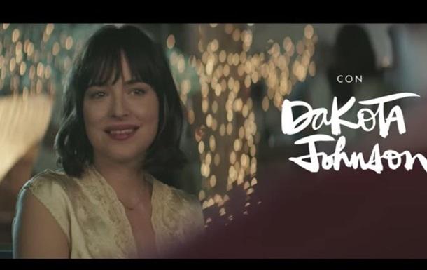 Актриса из  50 оттенков серого  снялась в рекламе пива