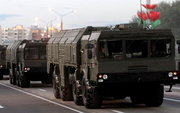 В России пригрозили Искандерами на возможное размещение ракет США в Европе