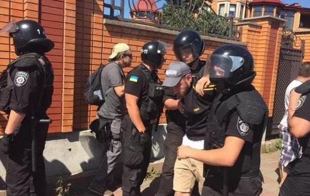 Гей-парад в Киеве: есть первые раненые и задержанные