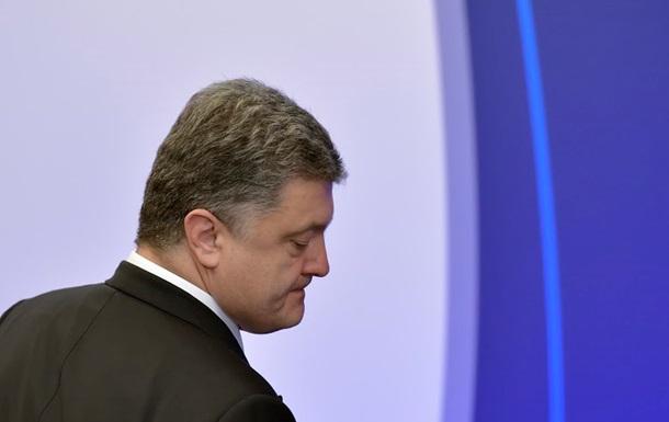 Порошенко: Украина не просила Запад разместить системы ПРО