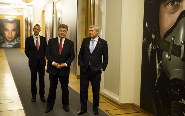 Канада в ближайшее время начнет тренировать украинских военных