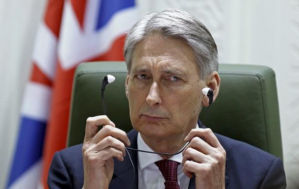 Лондон не видит подготовки к наступлению под Донецком