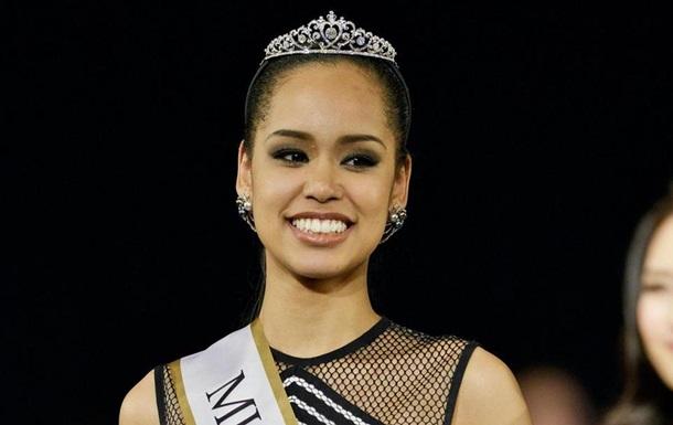Метиска-королева красоты смущает японцев - репортаж