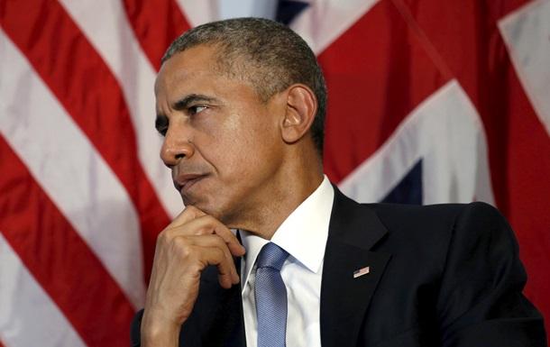 Обама: Конфликт на Донбассе можно решить на основе целостности Украины