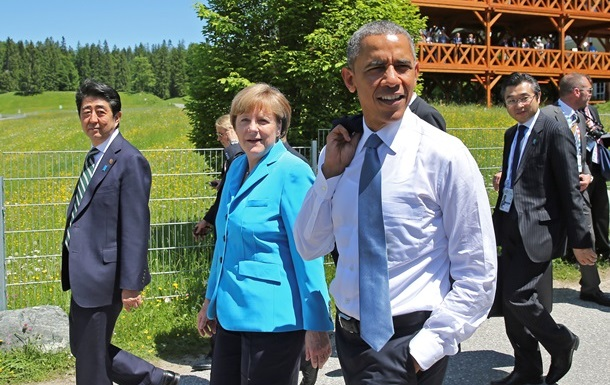 Итоги 7 июня: Открытие саммита G7, взрыв пограничного катера в Мариуполе