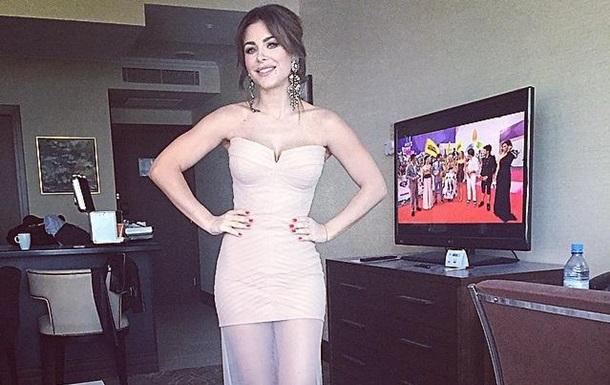 Ани Лорак стала лучшей певицей России по версии МУЗ-ТВ