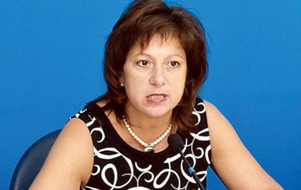 Яресько сообщила, что в этом году повышение пенсий и зарплат украинцам не грозит