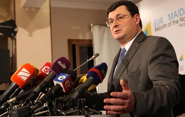 Российские вакцины в Украину заходить не будут - Квиташвили