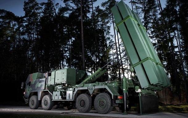 Бундесвер берет на вооружение новый комплекс ПРО