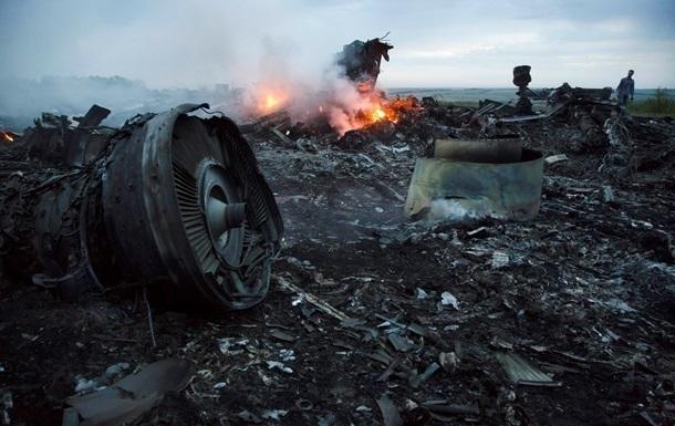 Генпрокуроры Украины и Нидерландов обсудили расследование катастрофы Boeing