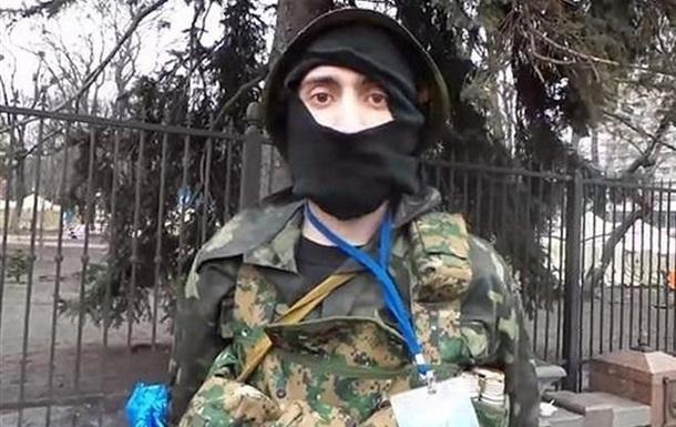Суд продлил арест антимайдановца Топаза