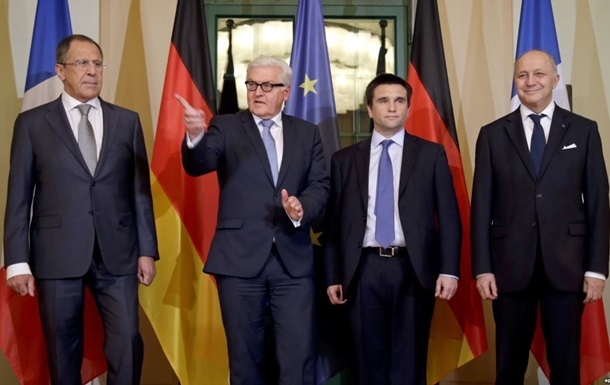 Дипломаты  нормандской четверки  обсудят выполнение минских договоренностей