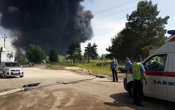 Возбуждено еще одно дело по факту пожара под Киевом