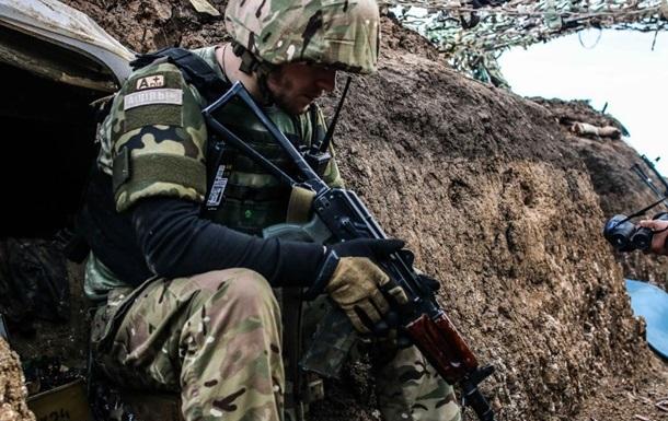 Большинство обстрелов в зоне АТО ведутся в районе Донецка