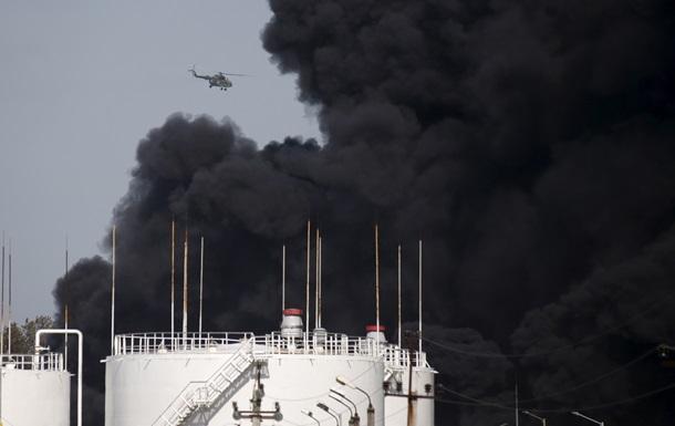 Итоги 9 июня: На нефтебазе боролись с пожаром, Клюева объявили в розыск