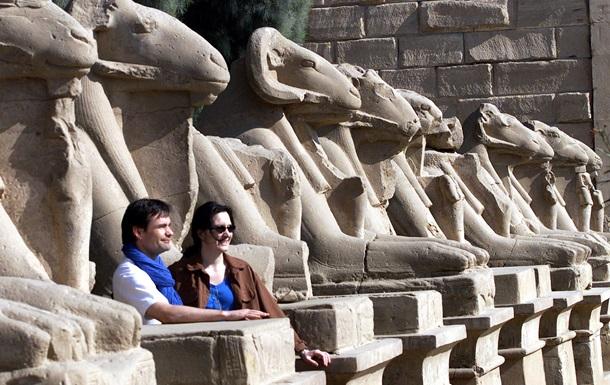 Смертник взорвал себя перед храмом в египетском Луксоре