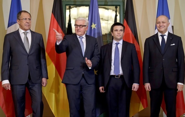 В Париже началась встреча дипломатов  нормандской четверки