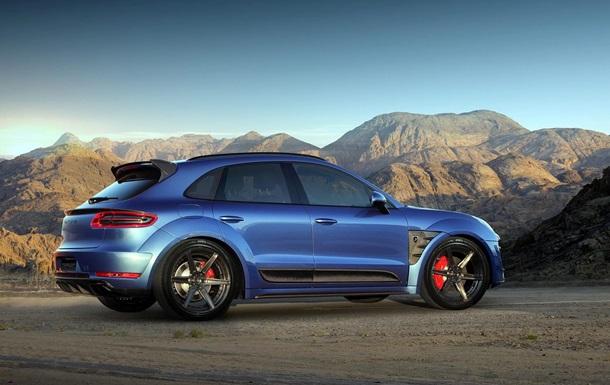 Клон Porsche Macan: китайская компания выпустила новый бюджетный кроссовер
