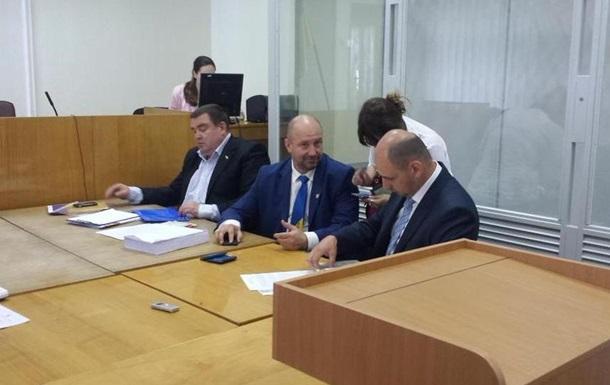 В Киеве идет суд над Мельничуком:  айдаровцы  заблокировали зал