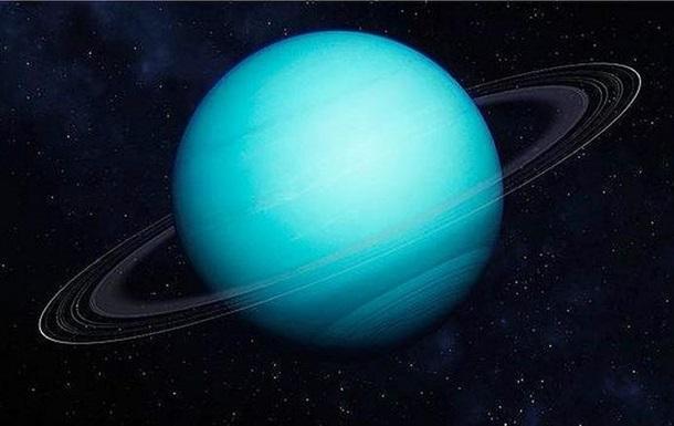 Завтра произойдет затмение Урана