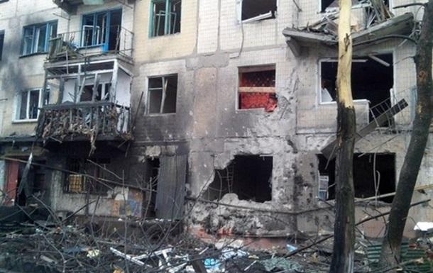 Горловка попала под обстрел: трое погибших